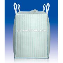 Gros pp grands sacs 1500kg pour le sucre, le sel, la farine, le prix usine d'amidon