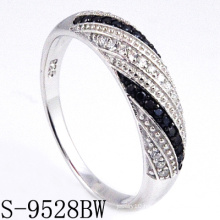 New Models 925 Silver Jewelry Ring (S-9528BW. JPG)