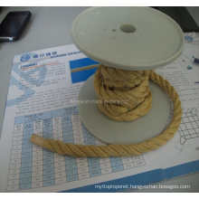 3 Strand Kevlar (Aramid Fiber) Rope