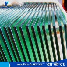2-19 mm Clear Float Glass for Tempered Glass