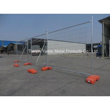 Australien Temporäre Fechten / Hot Dipped Galvanisiert und PVC Beschichtung Temporäre Fechten