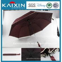 Personalizado 2folding automático de la moda paraguas