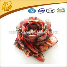 solid color and fashion design thin pashmina scarves