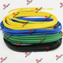 PU змеи кожаный ремешок для 8мм слайд очарование подарки (SLS50919)