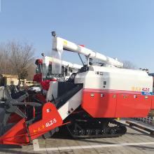 Machines d'agriculture améliorées 80 moissonneuse de riz de boîte de vitesse