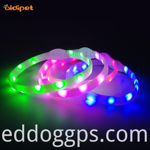 Flashing Pet Collars