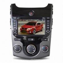 Yessun Car DVD / GPS Navigtor pour KIA Shuma (TS7528)
