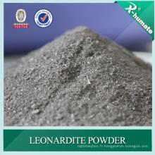 50% Min-70% Min Lignite Poudre utilisée pour la matière première acide humique