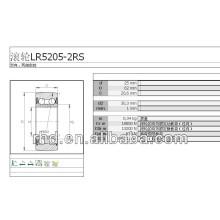 Роликовый подшипник LR5205-2RS