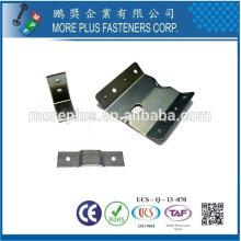 Taiwan en acier inoxydable 18-8 en laiton en cuivre Ensemble de lit en caoutchouc