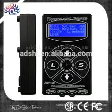 Großhandel Hurrikan Marke HP-2 Dual Tattoo Netzteil Intelligent Digital LCD Display