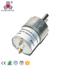 12v dc gear motor 20w with CE Approved