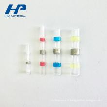 Le manchon de rétrécissement de la chaleur de PVC de Sst-R imperméable enfile le connecteur d'épissure de fil de Pappy