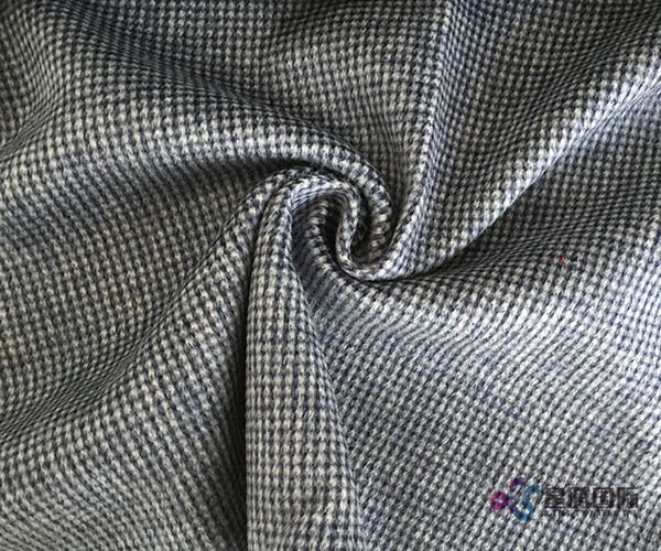High Grade Wool Cloth Material Woolen Fabric