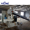 90KW Pellet Mill Press Grass Into Animal Feed