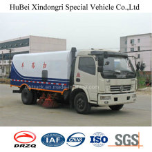 7cbm New Design Dongfeng Road Cleaning Truck Euro 3