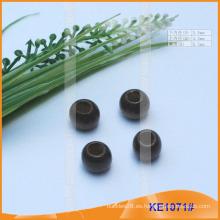 Forme el extremo de madera del cordón o el grano para las prendas KE1071 #
