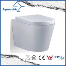 Wall Hung Washdown Dual Flush Toilet (ACT5257B)
