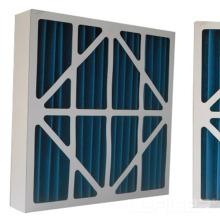 Filtro de ar industrial do filtro do cartão do painel