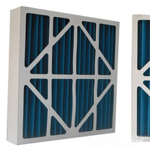 Panel Industrial Cardboard Filter Primary Air Filter