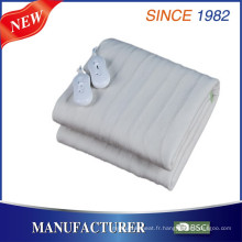 Couverture de chauffage électrique d'alimentation en usine avec homologation Ce GS