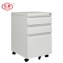 Luoyang Huadu Steel 3 Drawers Movable spare parts cabinet