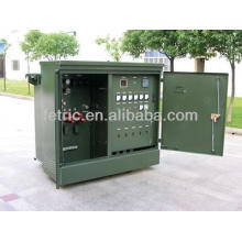 630kVA three phase auto-transformer ZGS Pad Mounted Transformer