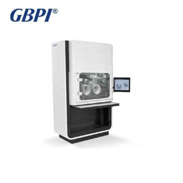Probador de eficiencia de filtración bacteriana de mascarilla médica GBPI / máquina de prueba BFE / probador BEF