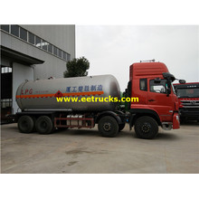 Camions-citernes de gaz de 30 CBM DFAC LPG