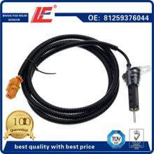 Auto Truck Freke Pad Wear Sensor / Indocator / Transducer Brak Pad Epaisseur Indicateur d'épaisseur 81259376044 pour Man Truck