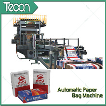 Automatic Valve Paper Bag Making Machine