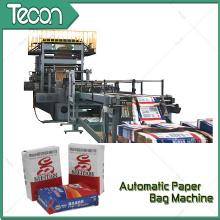 Matériel de production de sacs en papier pour la conservation de l'énergie pour le ciment