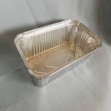 Couvercle d'ensemble de récipient de papier d'aluminium d'emballage alimentaire