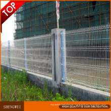 Applied Widely Efficient Triangle Bending Wire Mesh Fence