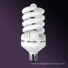 Bombilla de ahorro de energía espiral 45W