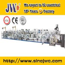 Volle Servo erwachsene Windelhersteller Maschinenhersteller CE genehmigt