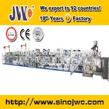 full servo adult diaper making machine manufacturer CE approved