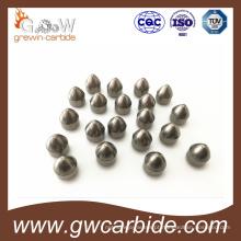 Bit de botão de carboneto de tungstênio usado para máquinas-ferramentas
