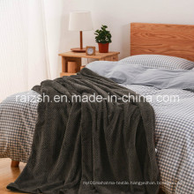 Fall and Winter Warm Air Conditioning Blanket Bed Linen