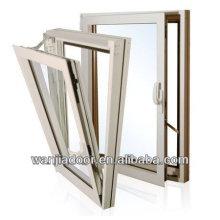 Foshan Wanjia Windows aluminio inclinación y giro de las ventanas