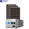 Generador solar portátil de los sistemas de energía de la batería solar de litio