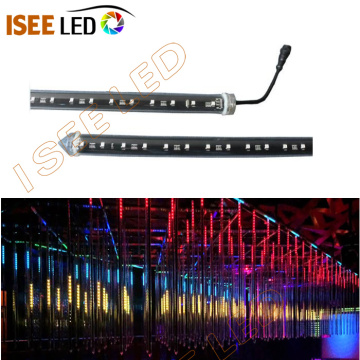 1500mm 360degree DMX Pixel RGB Tubo de luz LED