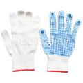Нейлон перчатки с ПВХ точками Palm (S5103)