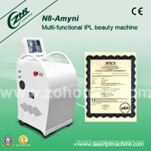 N8 Shr IPL Laser Depilación Belleza de la máquina