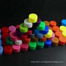 Fabricante líder de alta calidad, diseño diferente, concha protectora, tapa de plástico, molde para tapa de boquilla tapa de tornillo