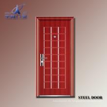3 paneles de puerta de acero