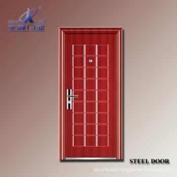 3 Panel Steel Door