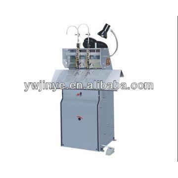 TD202 Sattel Heftmaschine / Iron wire Buch Bindung Maschine/Reiten Buch Bindemaschine