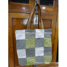 Color Block Handbag