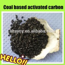 Katalysator-Granulat-Aktivkohle für die petrochemische Industrie